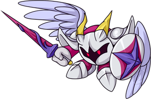 Free Galacta-Knight Journal Dolly by Wolfwrathknight