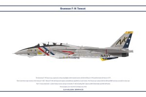F-14A VF-2 1 by WS-Clave