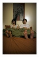matthew and I in bed III by duhitsmia
