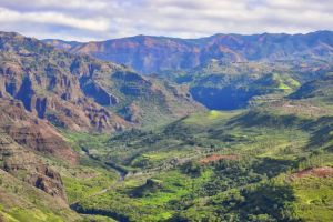 Waimea Canyon 1 by mayastoso