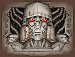 TF:fanart - Megatron again by juzo-kun