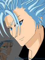 .::Bleach::. Grimmjow by ByakuyaoftheDreams