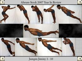 Jumpin Jiminy 07 YIR 1 by Ahrum-Stock
