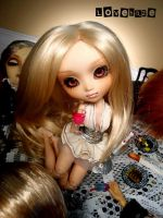 Pullip:  Dinner and a show by lovehaze