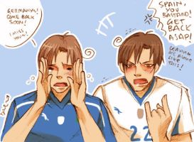 Yes, I'm a Sore Loser :D by daevakun