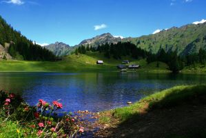 The Alps #19 by bgviper