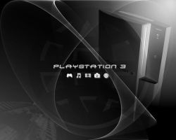 Playstation 3 B by MichaelWojnas