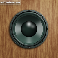 SPEAKER WOOFER by SET07