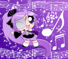 Violet Music by YokoKinawa