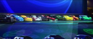 The World Grand Prix racers by JeffandLewis