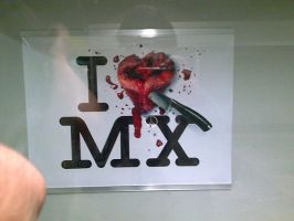 I Love Mexico by S-L-J-Rabling