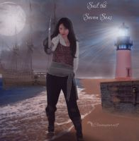 Sail the Seven Seas Contest ~ The Bounty is Hers by ClaimYourself