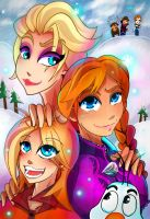 Frozen Request by Eggabeg