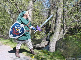 Twilight Princess Link Cosplay by sugarpoultry