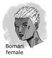 Bomar female by wildcats25