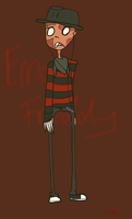 Emo Freddy by Mathi-das-M