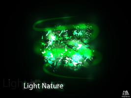 10 light nature brushes by ClickRCl