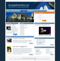 Wordpress Web2.0 Website by princepal