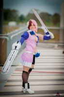 Alisa: destroy form by Giuly-Chan