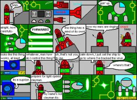 the adventures of clayman ep.5 by LRpaul
