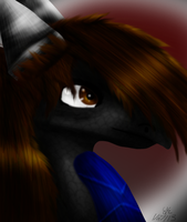 Realistic Dragon Snippy by Azul-Assassin