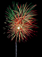 2012 Fireworks Stock 04 by AreteStock