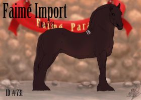 #731 Faime Import by Dremln