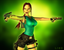 Tomb Raider: Angel of Darkness by Ligufaca