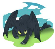 another toothless by tsurime