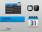 Android: Calendar App. Concept by bharathp666
