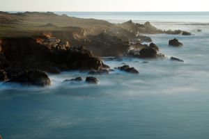 The California Coast by Iamidaho