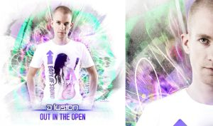 A-Lusion Out In The Open by ruudvaneijk