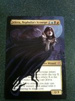 Jeleva, Nephalia's scourge altered - SOLD by Rinji-chan