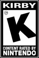 Rated K For Kirby By Nintendo by ultrakirbyfan100