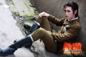 Dragunov COSER by faith-xuan