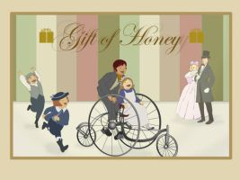 Gift of Honey Series 2 by rhythmicStars