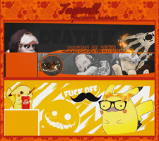 [TAGWALL] Faceook banners by Saelyaz
