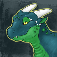 Le Dragon Head by Ganeal