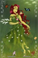 Poison Ivy by Astrogirl500