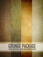 Grunge Package by Etereas-stock