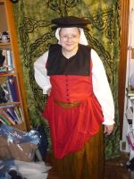 Tudor Working Class Costume by pooklaroux