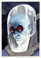 Mr. Freeze by BrunoBull