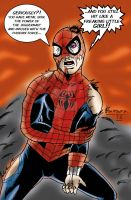 Spider-Man AvX Funny by chrismas-81