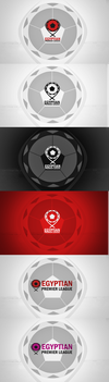 Egyptian Premire League Logo by A-XDesigner