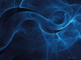 Infinity Blue by vladstudio