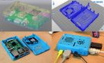The Case Design For Raspberry Pi 2 by afsan-deviant