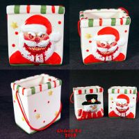 EVIL Christmas Ceramic Box SAN by Undead-Art
