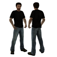 Mesh Mod: Young Alex Casual by drakl0r