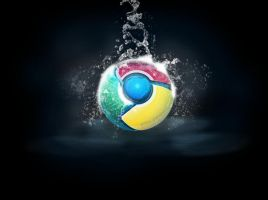 Chrome water by Theresa42J