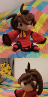 Kuradoberi Jam Plush by ChicoStyx